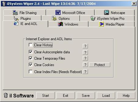 Freeware Listing 1 of Disk Cleaner at FindSth com