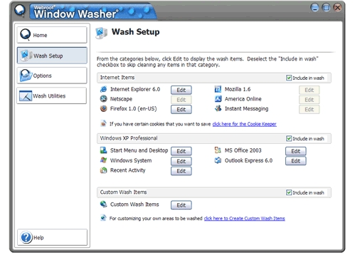 Window washer 2011 download.